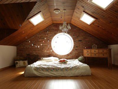 Prostorný dětský pokoj