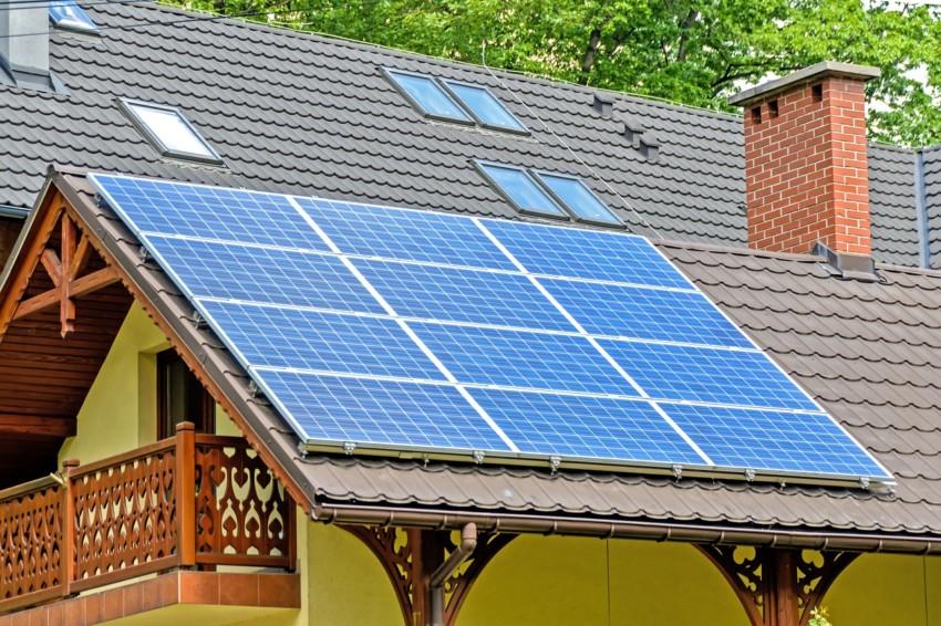 Solární panely