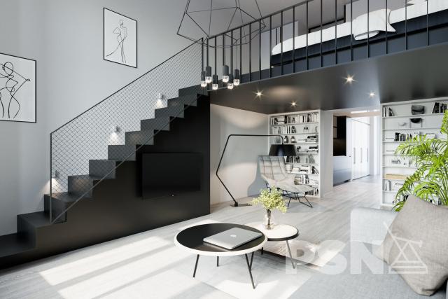 rezidenční projekty v Praze